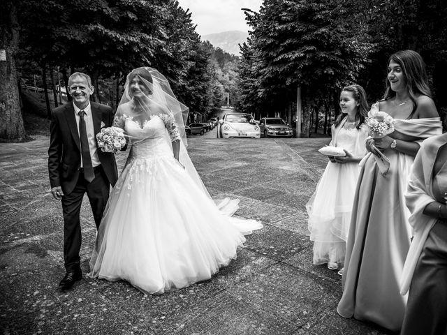 Il matrimonio di File e Luca a Costigliole Saluzzo, Cuneo 14
