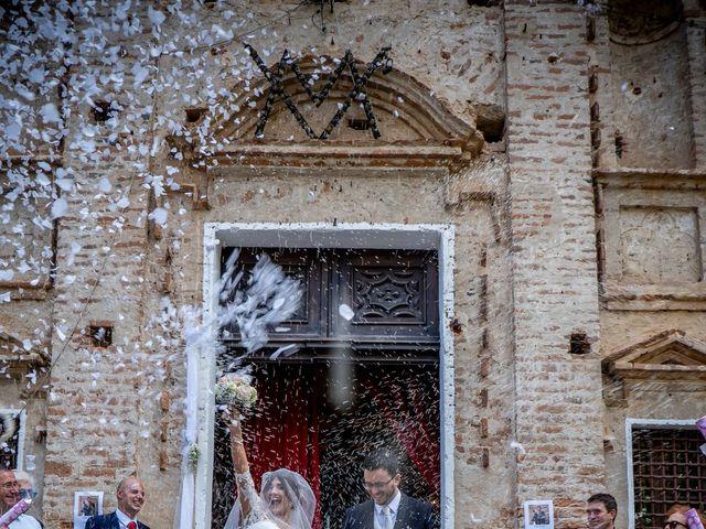 Il matrimonio di File e Luca a Costigliole Saluzzo, Cuneo 15