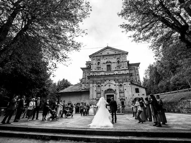 Il matrimonio di File e Luca a Costigliole Saluzzo, Cuneo 16