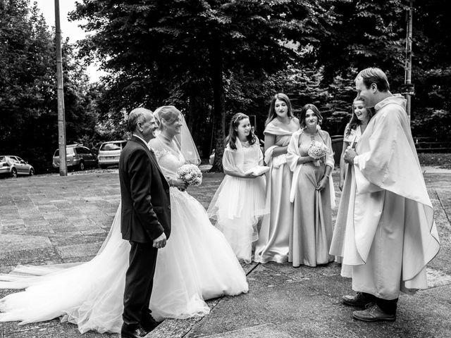 Il matrimonio di File e Luca a Costigliole Saluzzo, Cuneo 20