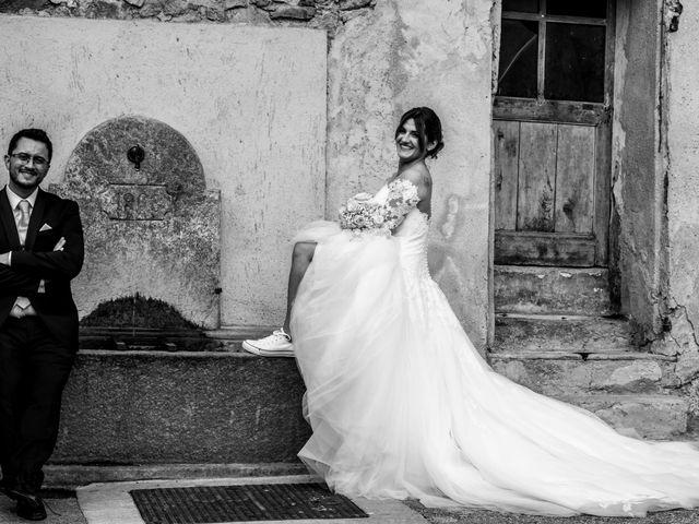 Il matrimonio di File e Luca a Costigliole Saluzzo, Cuneo 21