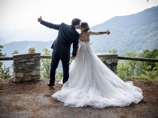 Il matrimonio di File e Luca a Costigliole Saluzzo, Cuneo 22