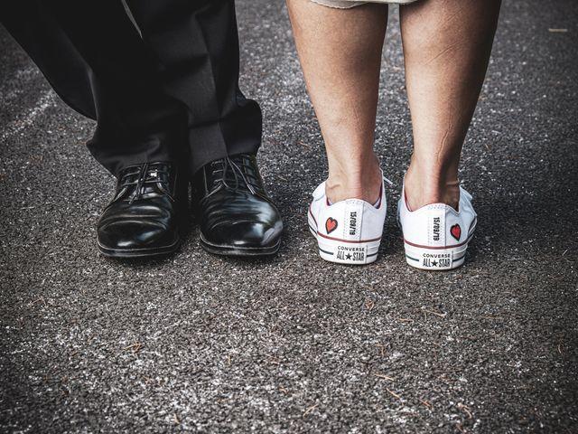 Il matrimonio di File e Luca a Costigliole Saluzzo, Cuneo 23