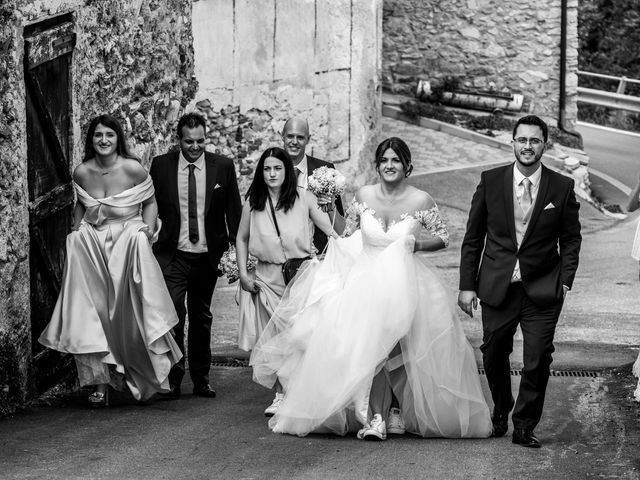 Il matrimonio di File e Luca a Costigliole Saluzzo, Cuneo 25