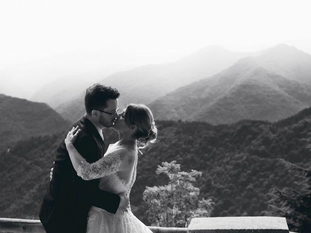 Il matrimonio di File e Luca a Costigliole Saluzzo, Cuneo 27