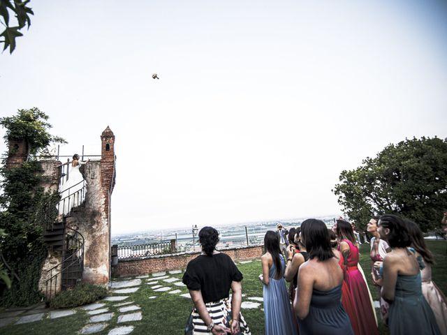 Il matrimonio di File e Luca a Costigliole Saluzzo, Cuneo 30