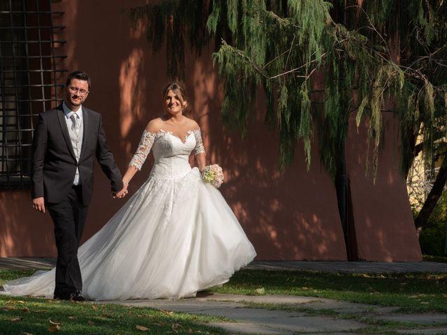 Il matrimonio di File e Luca a Costigliole Saluzzo, Cuneo 31
