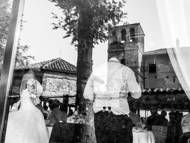 Il matrimonio di File e Luca a Costigliole Saluzzo, Cuneo 35