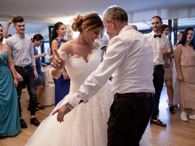 Il matrimonio di File e Luca a Costigliole Saluzzo, Cuneo 37