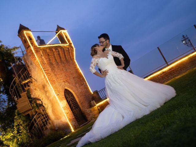 Il matrimonio di File e Luca a Costigliole Saluzzo, Cuneo 39