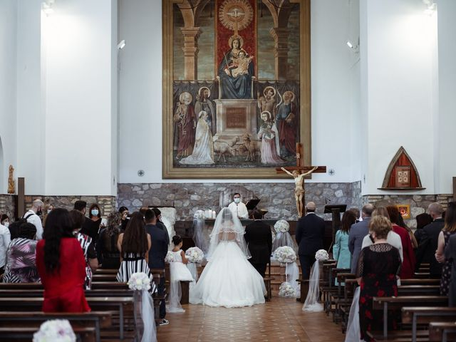 Il matrimonio di Daniele e Martina a Terracina, Latina 54