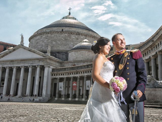 Le nozze di Antonia e Luigi