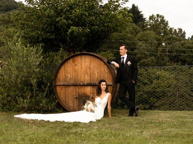 Le nozze di Letizia e Dragos