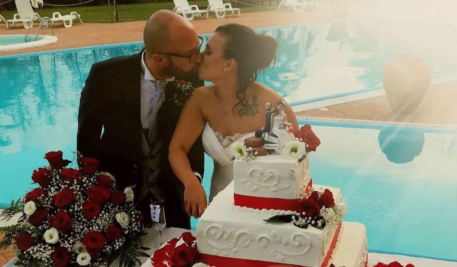 Il matrimonio di Marco e Veronica a Piombino, Livorno
