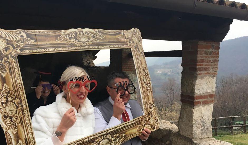 Il matrimonio di Luca e Romina a Monteviale, Vicenza