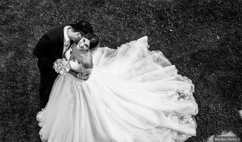 Il matrimonio di File e Luca a Costigliole Saluzzo, Cuneo