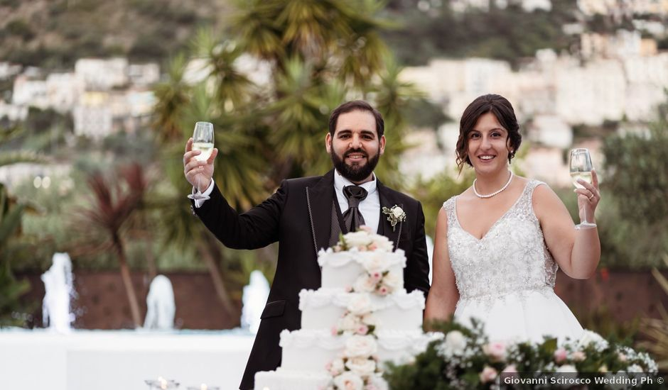 Il matrimonio di Daniele e Martina a Terracina, Latina