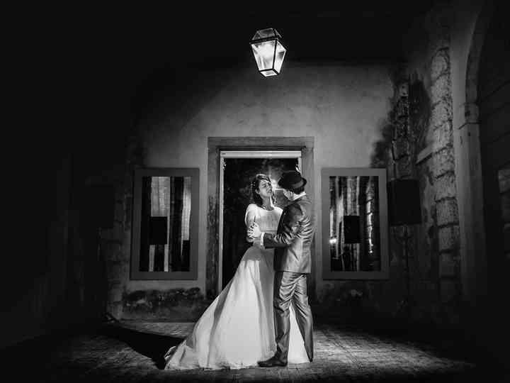 Le nozze di Tiziana e Maurizio