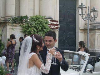 Le nozze di Nicolino Giunta  e Sara Tricoli