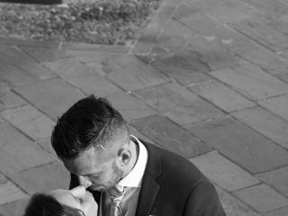 Le nozze di Chiara e Martin
