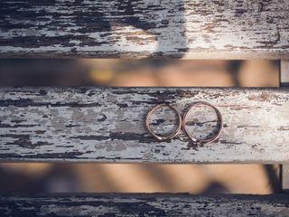 Le nozze di Marie-Paul e Thomas 1