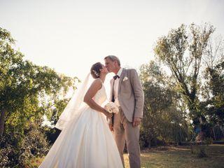 Le nozze di Marie-Paul e Thomas