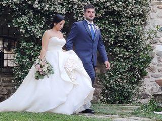 Le nozze di Sabina e Gerry