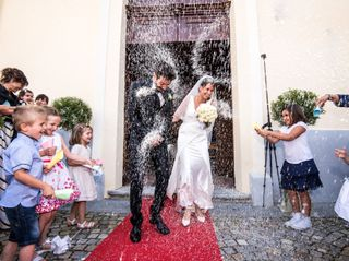 Le nozze di Ilaria e Roberto 1