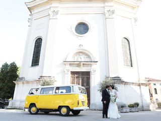 Le nozze di Cinzia e Gianluca