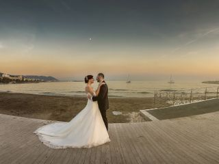 Le nozze di Serena e Pietro
