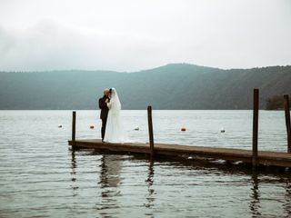 Le nozze di Fabiola e Silvio