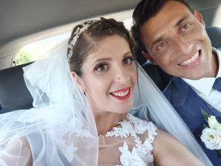 Le nozze di Stefano  e Rosa