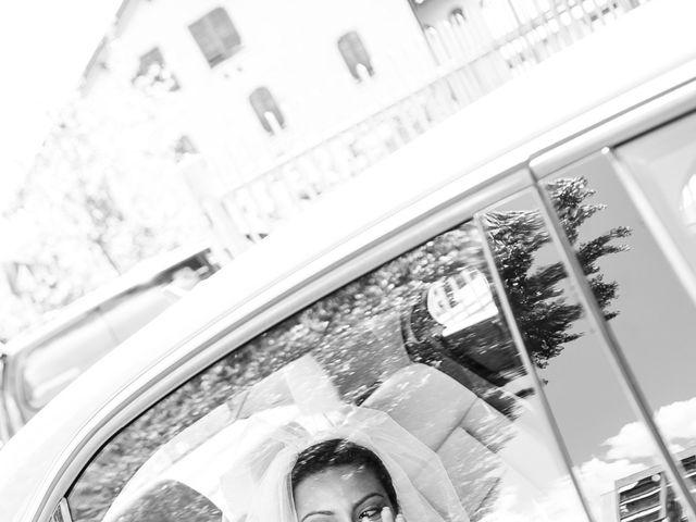 Il matrimonio di Marco e Valeria a Milano, Milano 3