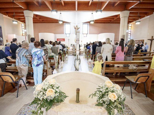 Il matrimonio di Marco e Valeria a Milano, Milano 1