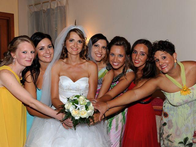 Il matrimonio di luca e Silvia a Pontedera, Pisa 1
