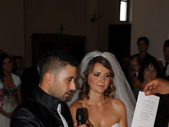 Il matrimonio di luca e Silvia a Pontedera, Pisa 4