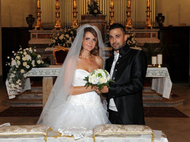 Il matrimonio di luca e Silvia a Pontedera, Pisa 6