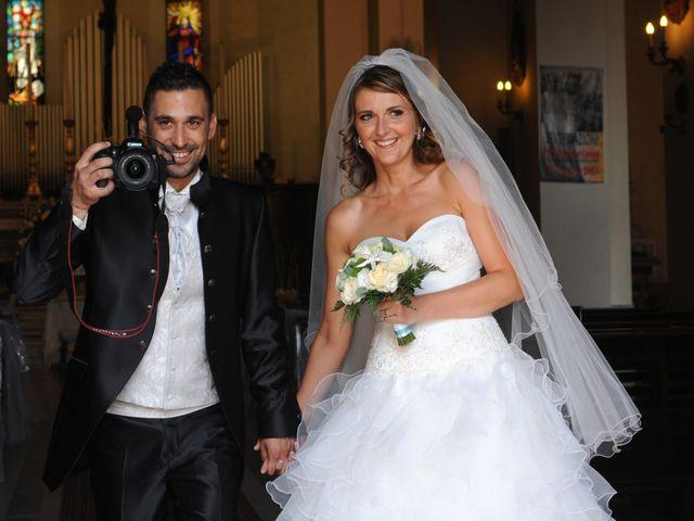 Il matrimonio di luca e Silvia a Pontedera, Pisa 7