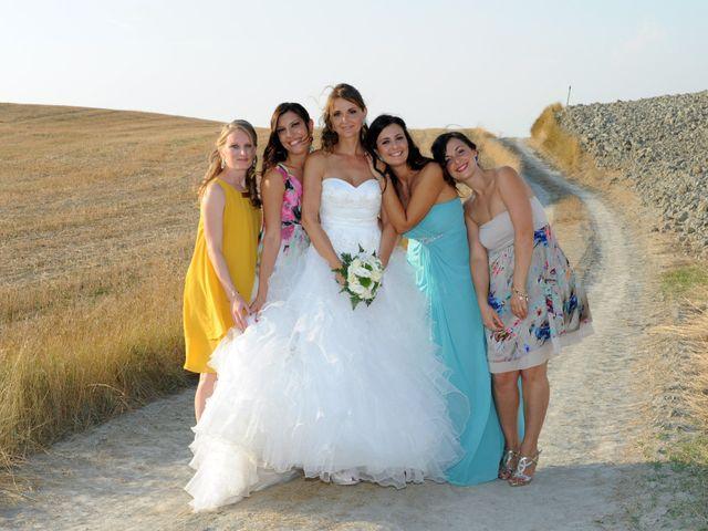 Il matrimonio di luca e Silvia a Pontedera, Pisa 14