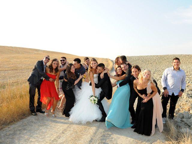 Il matrimonio di luca e Silvia a Pontedera, Pisa 15