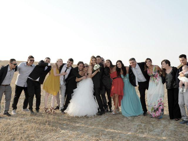 Il matrimonio di luca e Silvia a Pontedera, Pisa 16