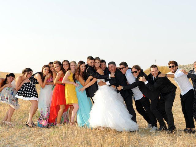 Il matrimonio di luca e Silvia a Pontedera, Pisa 23
