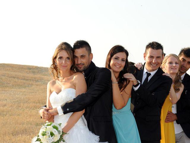 Il matrimonio di luca e Silvia a Pontedera, Pisa 24