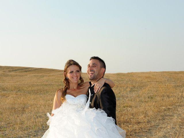 Il matrimonio di luca e Silvia a Pontedera, Pisa 27