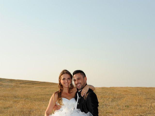 Il matrimonio di luca e Silvia a Pontedera, Pisa 28