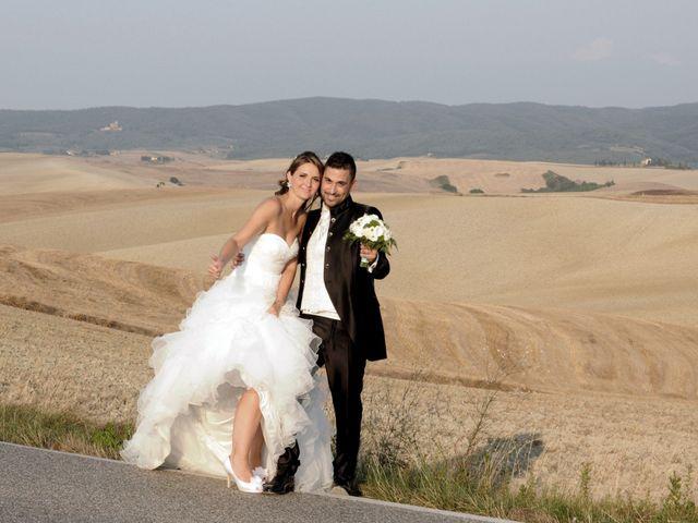 Il matrimonio di luca e Silvia a Pontedera, Pisa 34