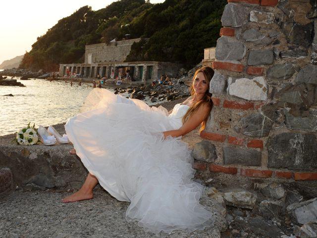 Il matrimonio di luca e Silvia a Pontedera, Pisa 36