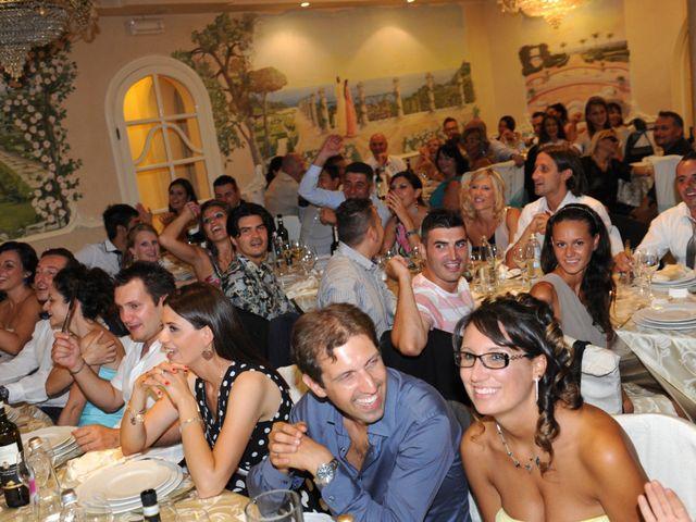 Il matrimonio di luca e Silvia a Pontedera, Pisa 43