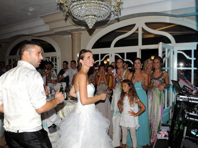 Il matrimonio di luca e Silvia a Pontedera, Pisa 45