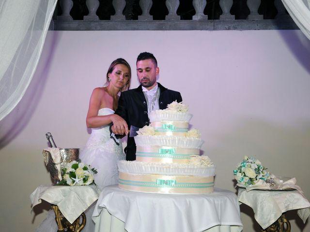 Il matrimonio di luca e Silvia a Pontedera, Pisa 47
